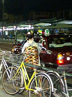 花灯路2007〜帰り道