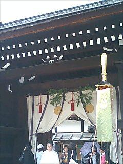 下賀茂神社〜河合神社