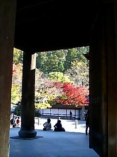 南禅寺境内