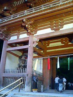 醍醐寺の万灯供養