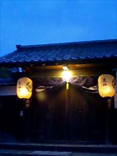 梵燈の灯りに親しむ会
